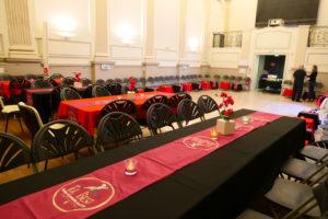 salle des bal Tango à Saint germain en laye