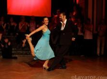 Diego y Maria Belen. Red evening at Tango on Iceland 2011 - 8
