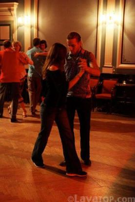 Red evening at Tango on Iceland 2011 - 13