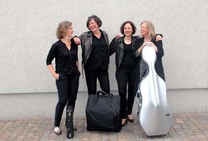 TangoCatz Quartet