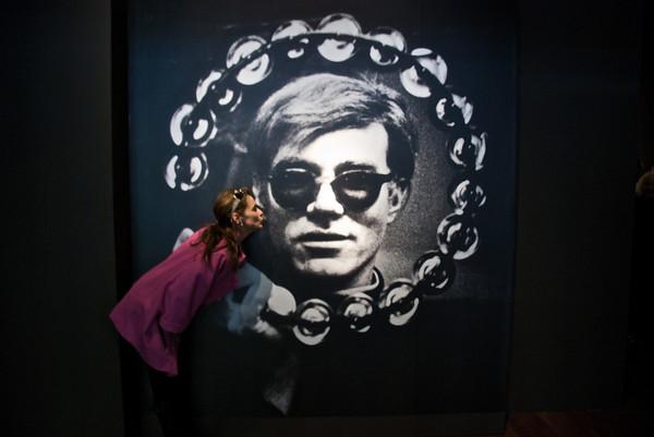 Teresa and Andy