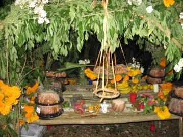 Family altar
