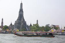 River Barge Bangkok