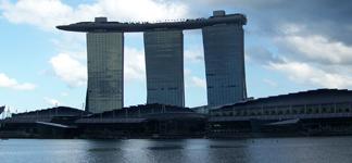 Sands Casino Hotel Singapore