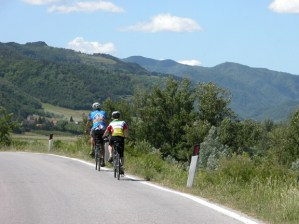 Bike across ItalyLR