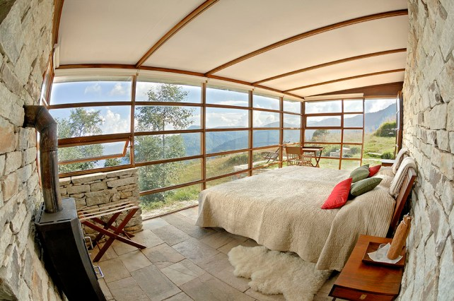 Interior of cottage 2