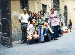 Price Family Italy 1972