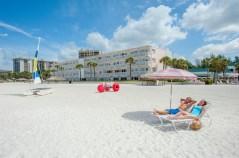 The Helmsley Sandcastle Hotel Beachfront