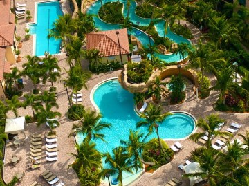 Naples Bay Resort Pool