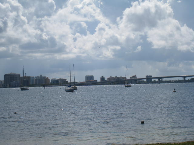 View fromMarina Jacks: Sarasota hot spot!