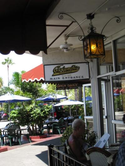 Columbia Restaurant- St. Armands Circle