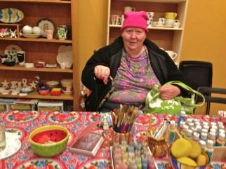 Portland Craft lady