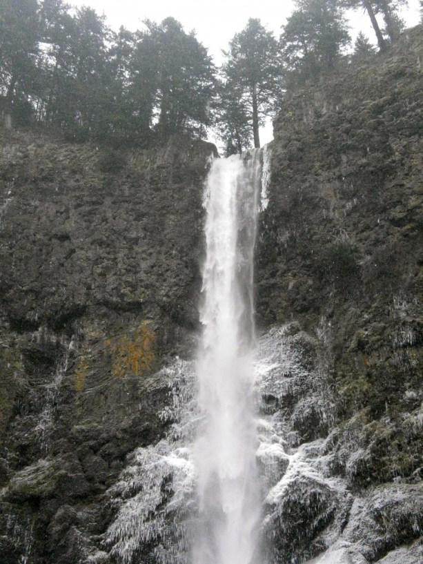 Multnoma Falls, Washington State