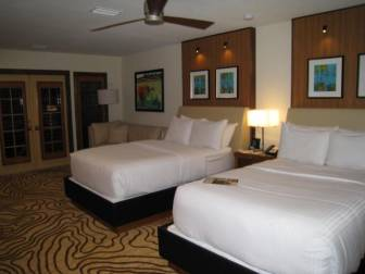 Club Suite Guest Room