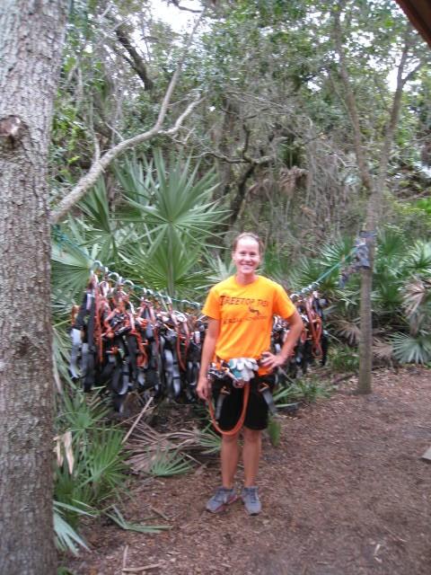 Treetop Trek Team