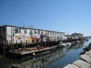 Old Port Working Docks