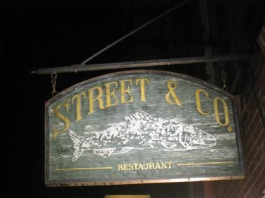 Street & Company Restaurant