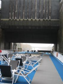 Deck View River Lock