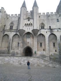 Papal Palace Avignon
