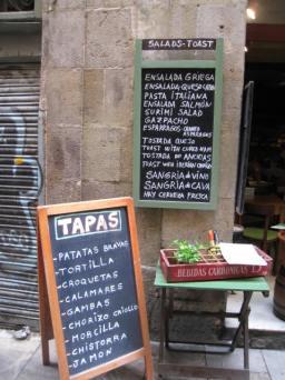 Tapas_BarriGotic