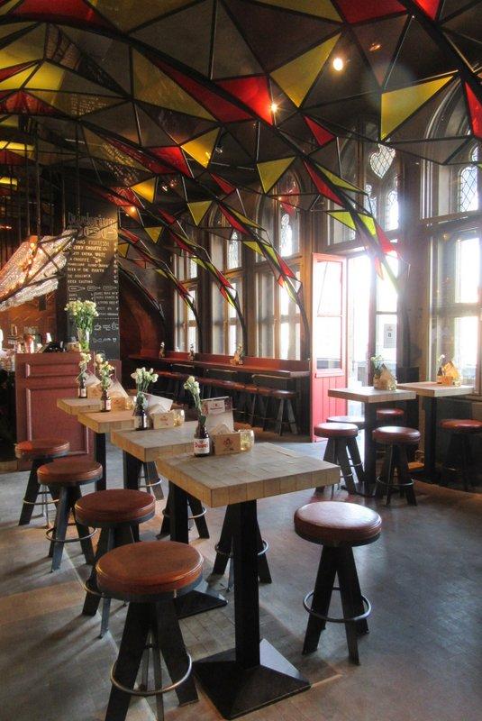 Terrace Bar Historium