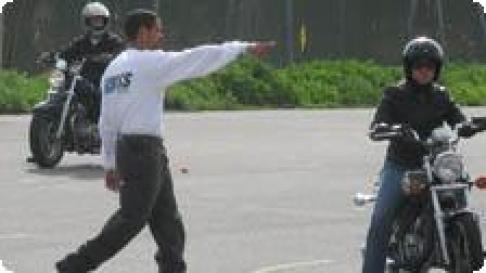 A MSS instructor leads an exercise
