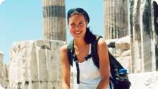 Holly in Turkey