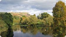 Stirling University Loch