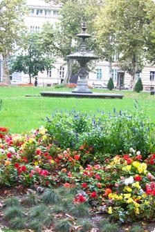 Zagreb Gardens