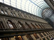 Victorian shopping mall