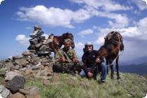Paul in Kyrgyzstan
