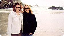 Enjoying Pfeiffer Beach