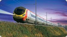 Pendolino Trains