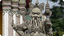 Wat Po Bangkok, Thailand