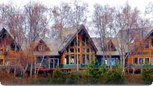 The Ridgewood Wilderness Lodge.