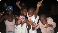 Street Children, South Africa
