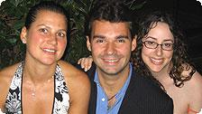 Cheryl, Antoine, et Moi