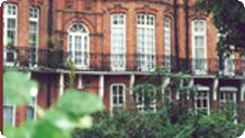 The beautiful Kensington Court