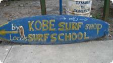 Kobe Surf School