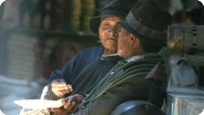 Sharing Otavalo