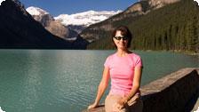 Sharon, Lake Louise