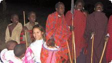Among the Masai