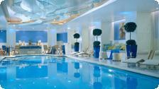 Indoor Pool - Hotel Grand Bretagne