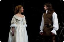 Aricie (Claire Lautier) and Hippolytus