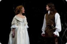 Aricie (Claire Lautier) and Hippolytus