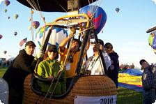 Countdown to Balloon Lift-off