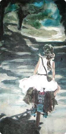 Art by Jenna d'Anna