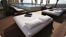 Hotel Secreto Pool Area