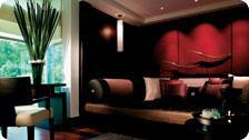 DoublePool Villa Living Room