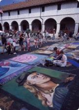 I Maddonari Chalk Festival
